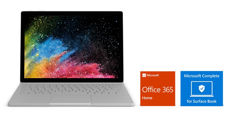 microsoft surface book user guide