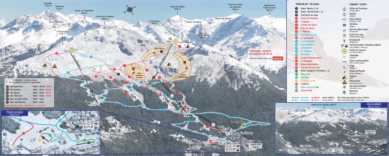 ski insurance off piste without guide