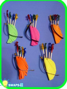 hat crafts for girl guides