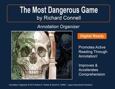 the most dangerous game reading guide