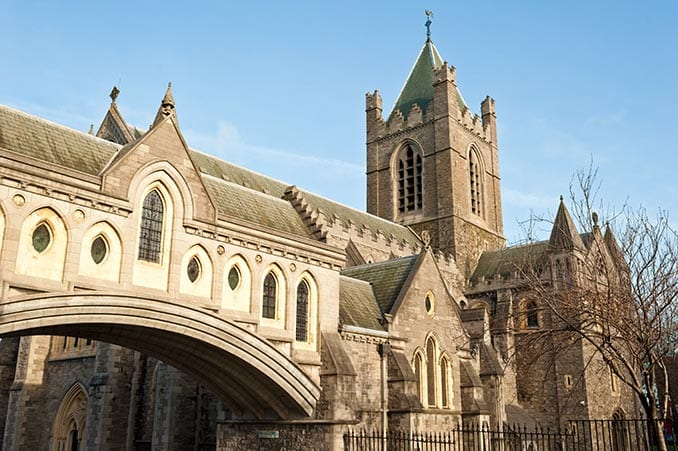 ireland guided tours with airfare