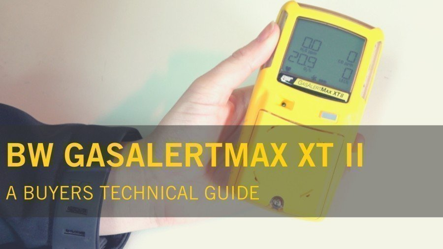 gas alert max xt ii technical reference guide