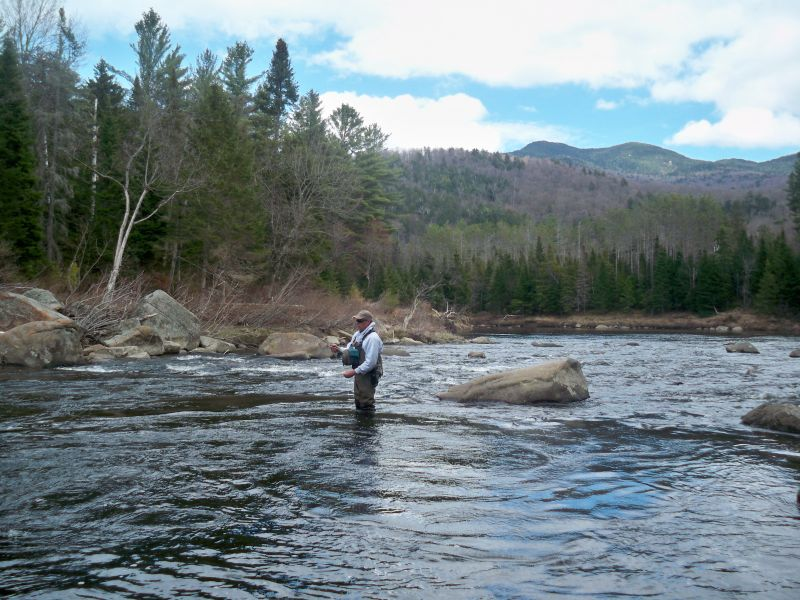ausable river fly fishing guides