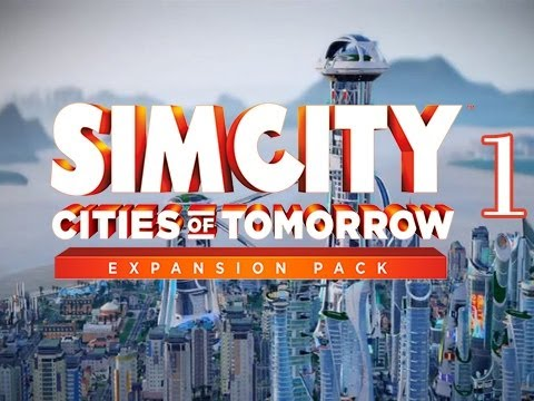 simcity guide cities of tomorrow