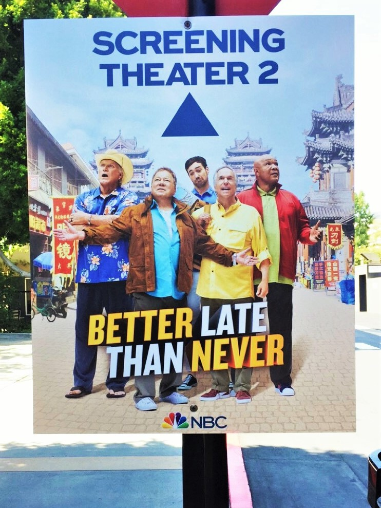 better late than never episode guide