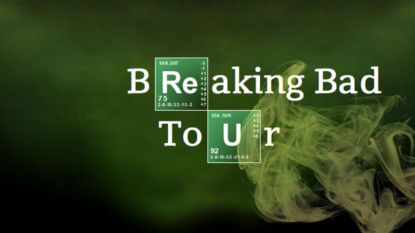 breaking bad self guided tour