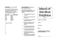 island of the blue dolphins study guide answer key