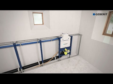 roca concealed cistern installation guide