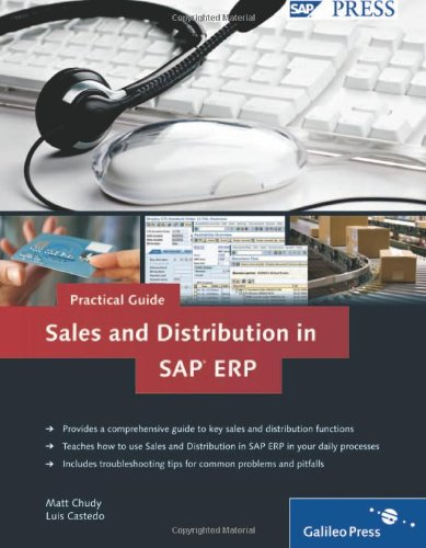 sales and distribution in sap erp practical guide pdf download